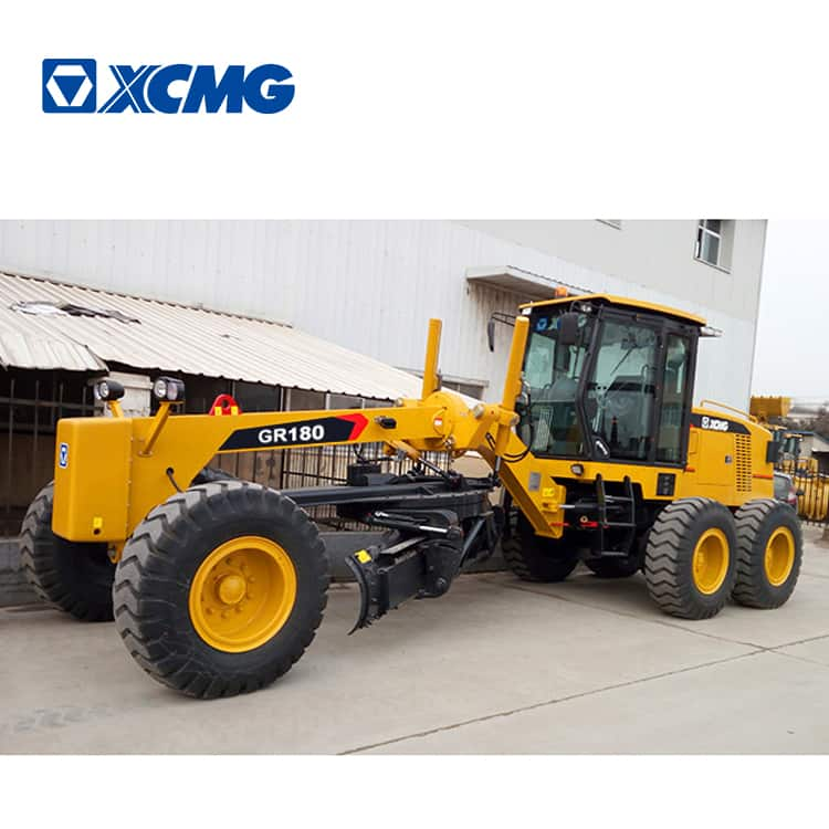 XCMG 180HP GR180 China Small Mini Road Wheel Graders Machine with New Blade Price