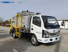 XCMG Factory 5 m3 Kitchen Garbage Tuck For Sale