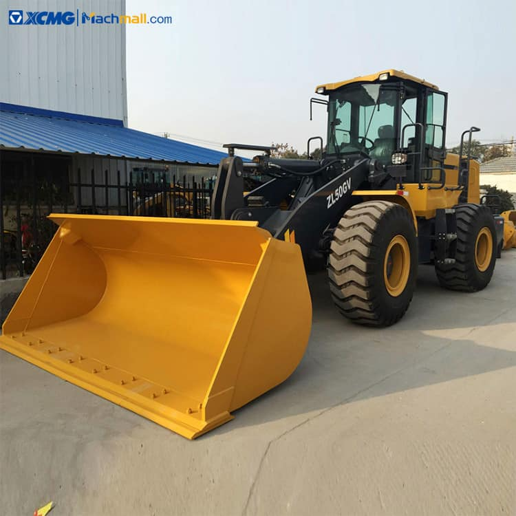 ZL50GV front loaders for sale   XCMG 5 ton front end loader price