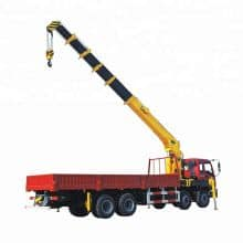 XCMG Factory 5 Ton Small Knuckle Boom Truck Mounted Crane SQ5ZK3Q for Sale