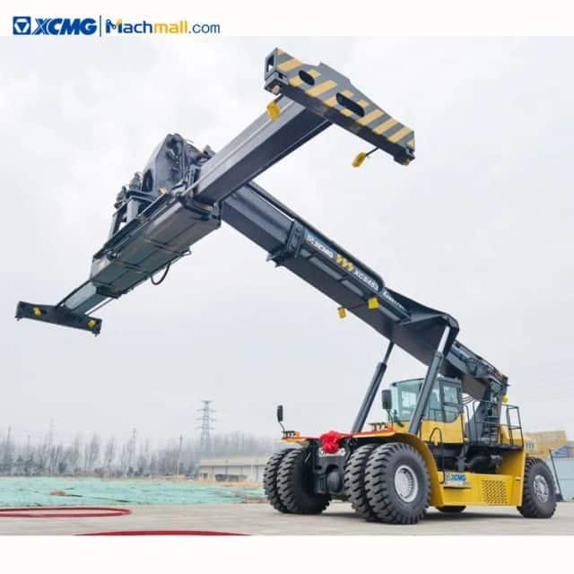 XCMG Brand New 45 ton reach stacker container loading equipment XCS4531K Price