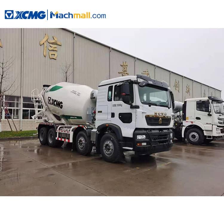 XCMG manufacturer G10K diesel concrete mixer 10m³ mixer truck price