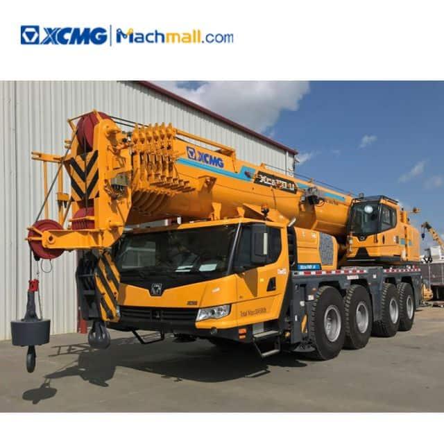 XCMG 110 ton all terrain crane XCA110_U price