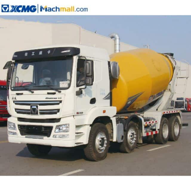 XCMG HANVAN series concrete mixer truck cement XSC4307 sale in Kenya