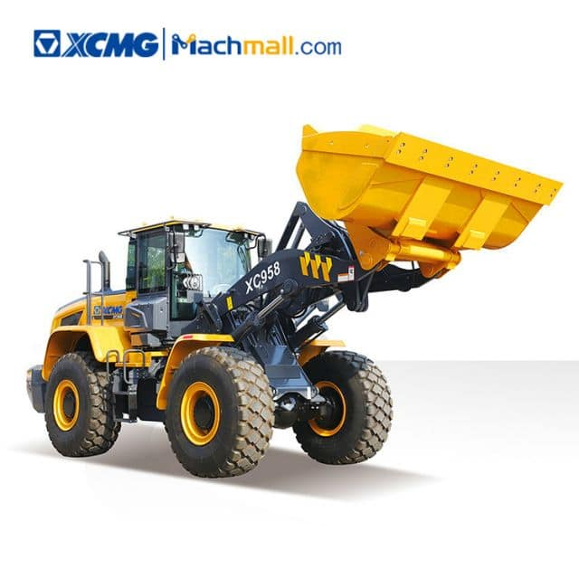 XCMG XC958E 5 ton small wheel loader for sale