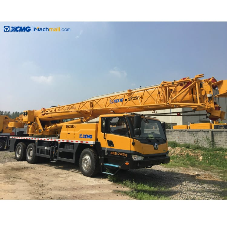 QY25K5 truck crane for sale - XCMG QY25K5 25 ton truck crane price