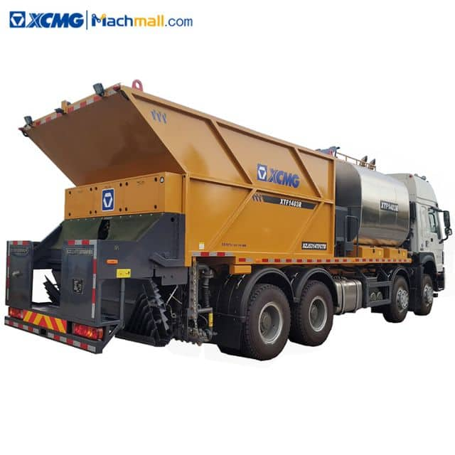XCMG asphalt machine XTF1403R 4m spray width for road surface sale
