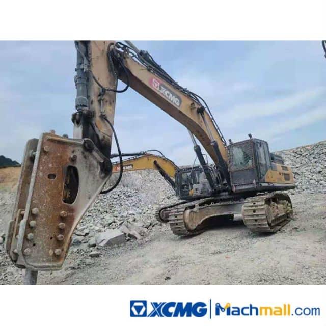XCMG Used 40 Ton XE490D Crawler Excavator Machine For Sale