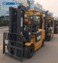 XCMG official 3.5 ton lithium electric forklift XCB-L35 price