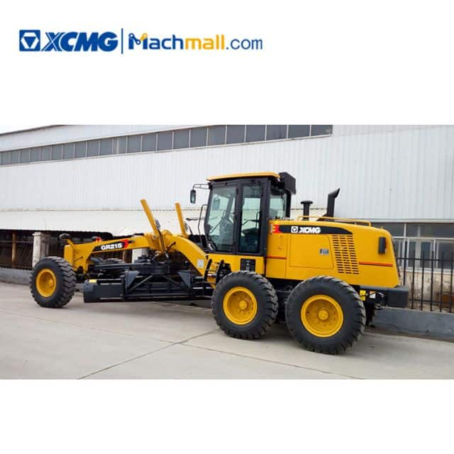 XCMG official GR215 215HP China new motor grader machine price