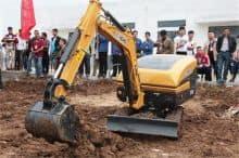 XCMG 1.5 ton hydraulic mini excavator XE15R price
