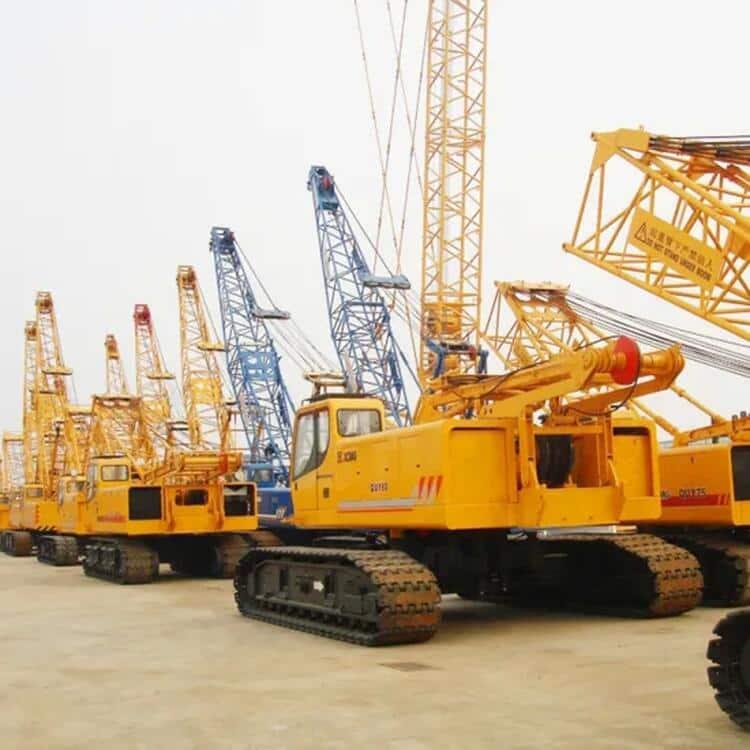 XCMG Factory Crawler Crane XGC180 China 180 Ton Crawler Cranes for Sale