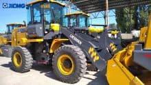 LW330FN loader   XCMG 2cbm 3ton compact wheel loader for sale