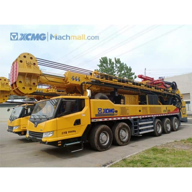 XCMG Manufacturers 300m Small Truck Mounted Water Well Drilling Rig price