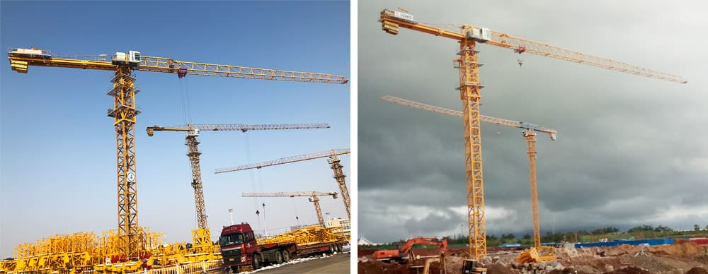 XCMG Official XGT7020-12 Tower Crane for sale