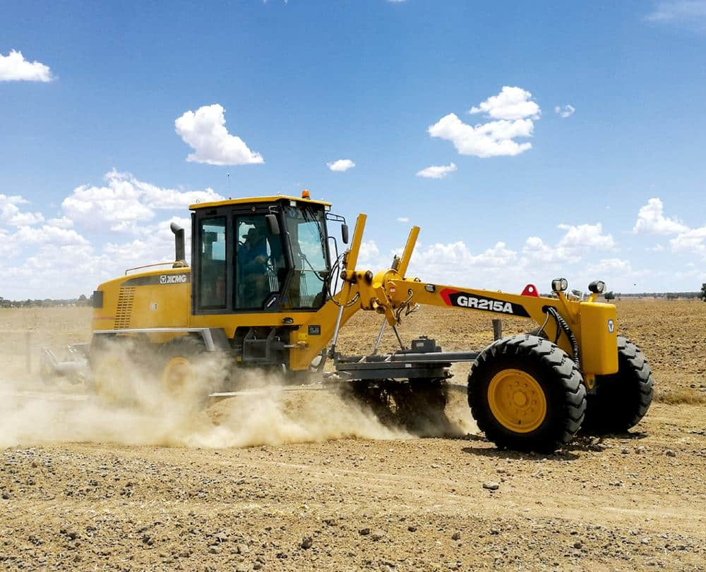 XCMG 220HP GR2153 16 ton mining motor graders for sale