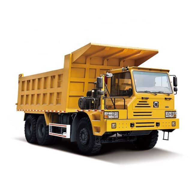 XCMG 6x4 50 ton NXG5550DT Off-road Dump Truck for sale