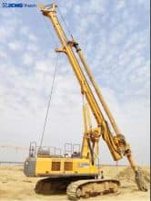 XCMG XR120D small piling rig machine 120kn 44m rotary drilling rig for sale