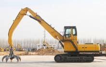 XCMG Manufacturer XE500EM 50 ton Crawler Excavator For Grabbing Steels