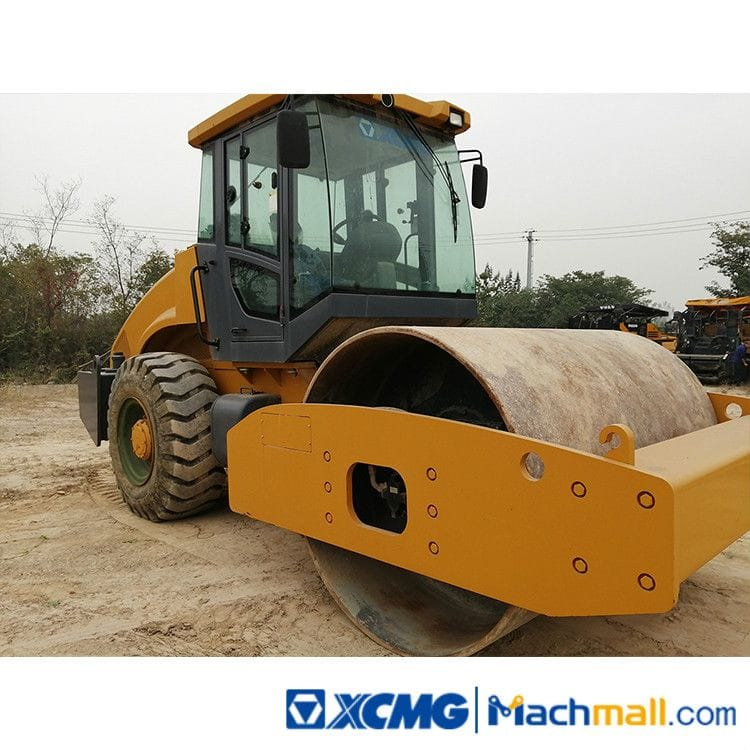 XCMG 16 Ton XS163J Used Road Roller Compactor For Sale