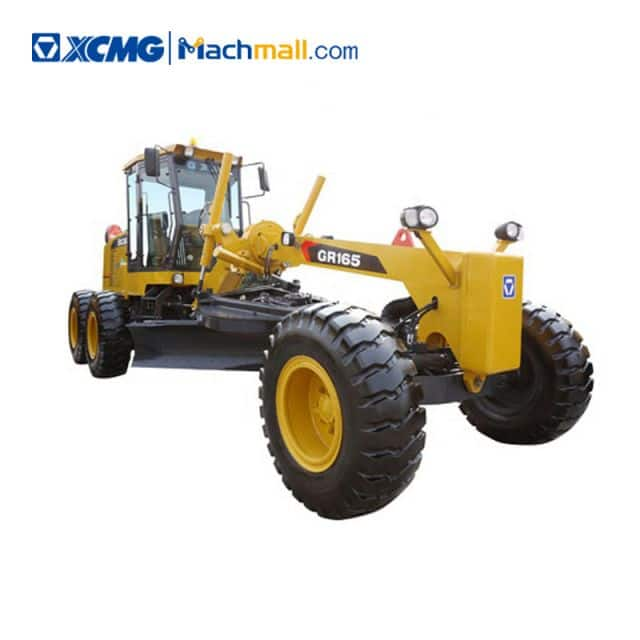 XCMG factory 170HP road graders GR165 with pdf for philippines