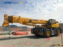 XCMG rough terrain crane 70 ton RT70E price