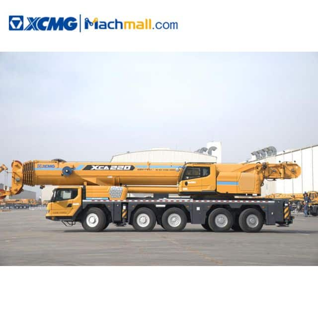 XCMG official 220 ton all terrain crane XCA220 for sale