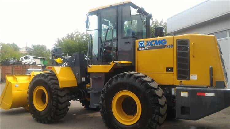 XCMG Official 5 ton ZL50FV Multifunctional Wheel Loader For Sale