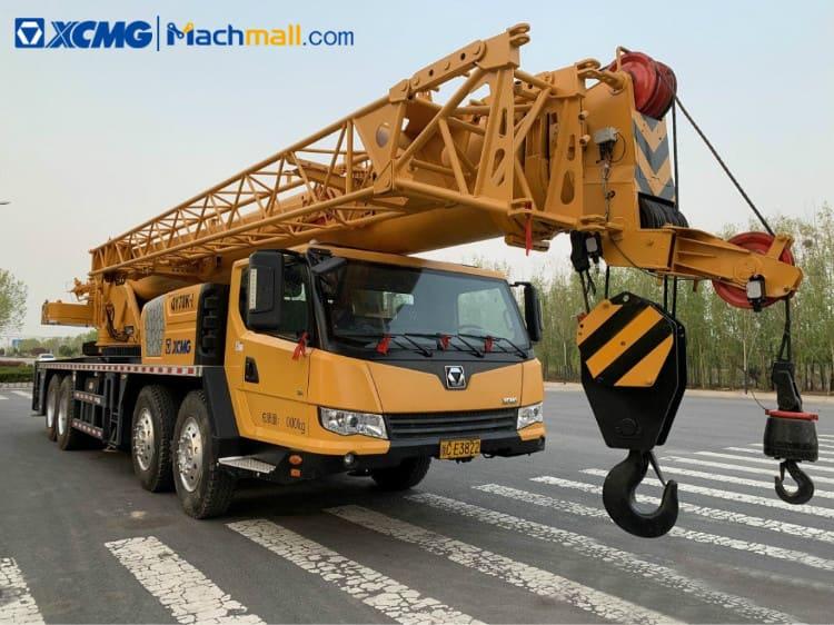 XCMG crane for sale - XCMG 70 ton truck crane QY70K-I price