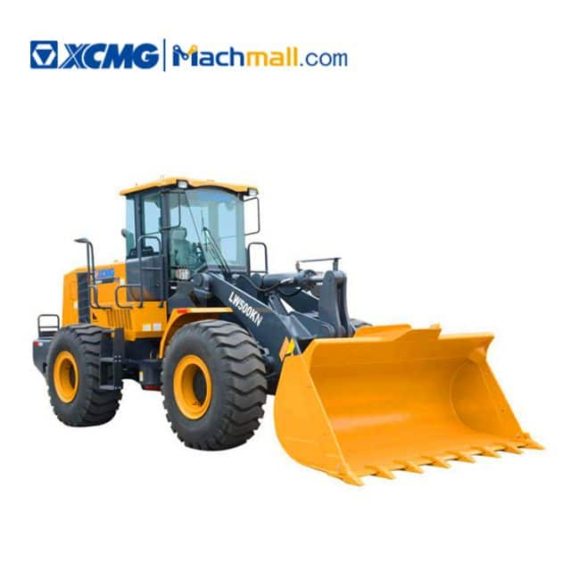 XCMG wheel loader 5 ton LW500KN price philippines