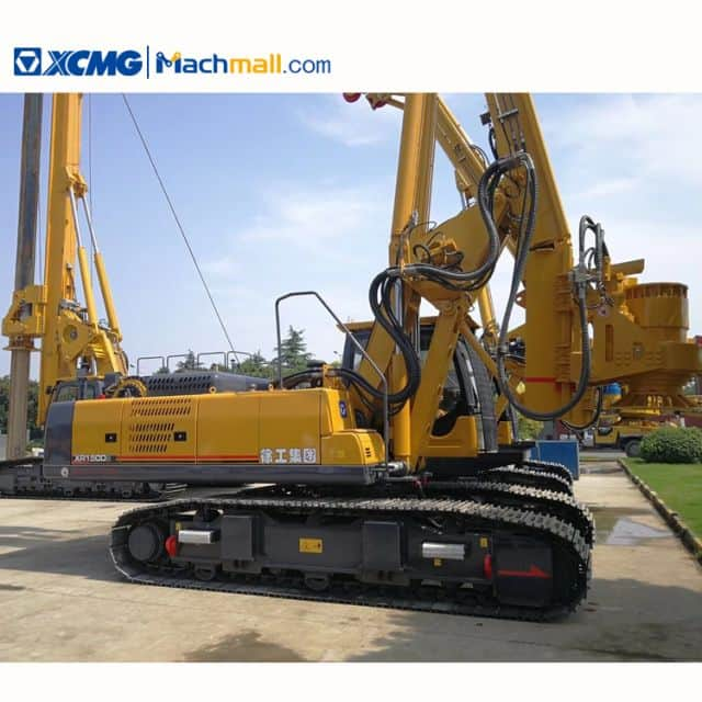 XCMG Offical 150kn Rotary Drilling Rig XR150D Machine Price