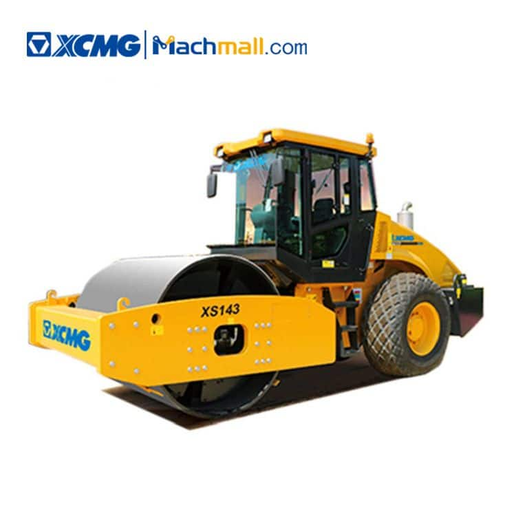 XCMG original manufacturer XS143 14ton roller compactor for sale