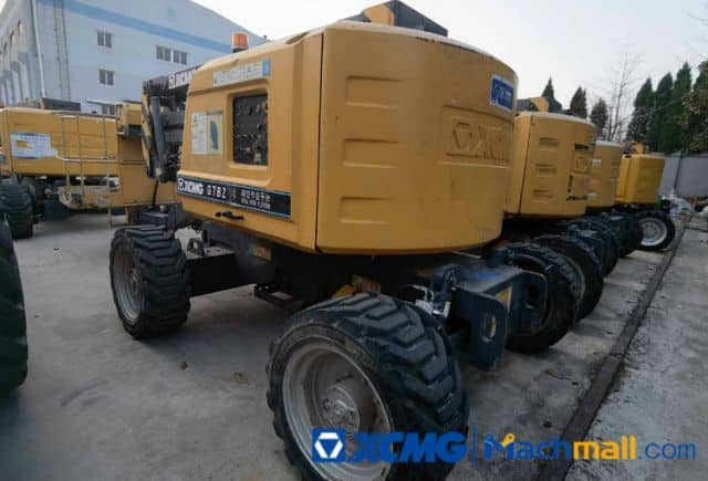 XCMG 12m Used Mobile Boom Lift GTBZ14 For Sale