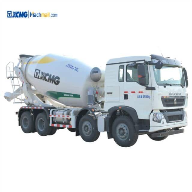 HOWO 6000 liters concrete mixer truck G06K price