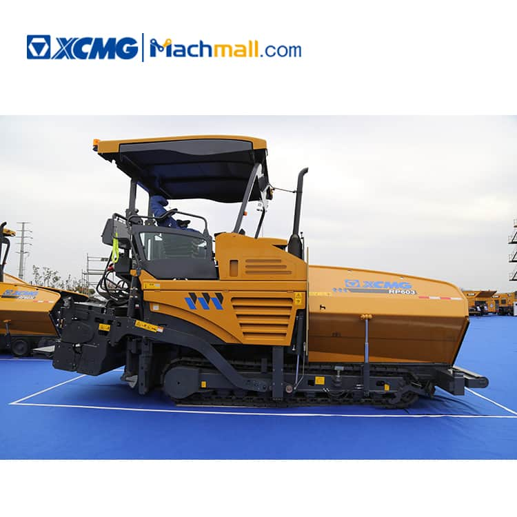 XCMG RP603 6m road paver machine for sale