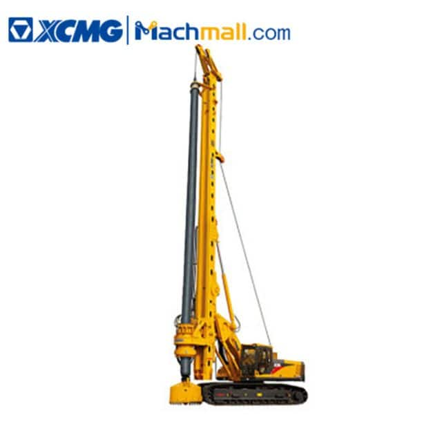 XCMG Retread Machine XR220DII 67m Rotary Drilling Rig For Sale