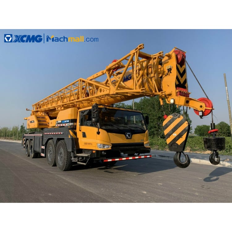 XCMG crane 100 ton XCT100 truck crane for sale
