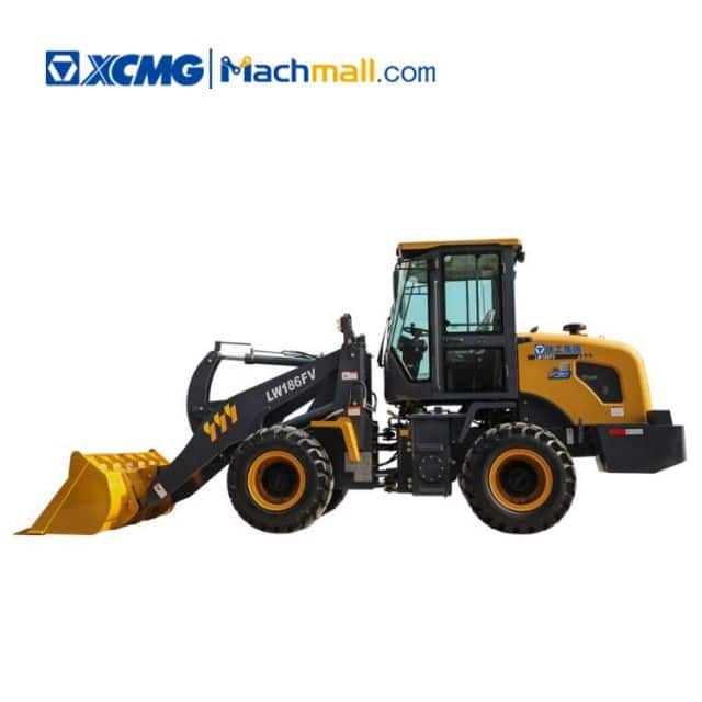 XCMG 2 ton new mini wheel loader LW186FV for sale