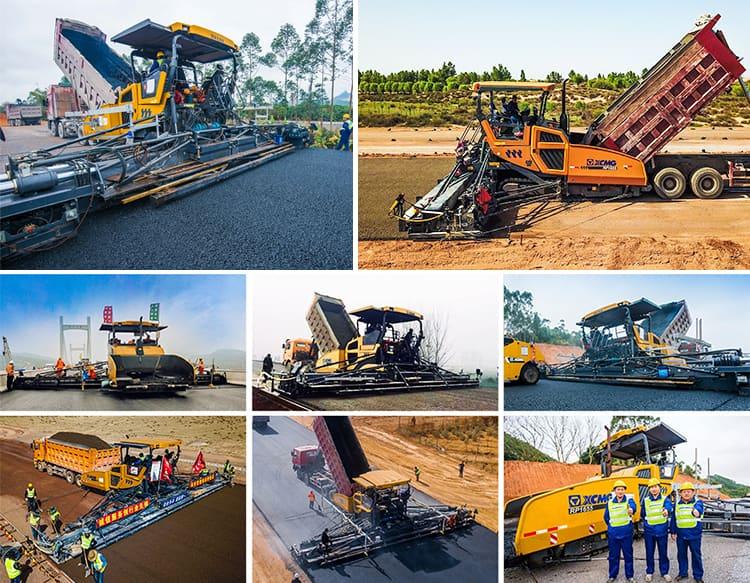 XCMG factory 6m concrete road paver RP603L price