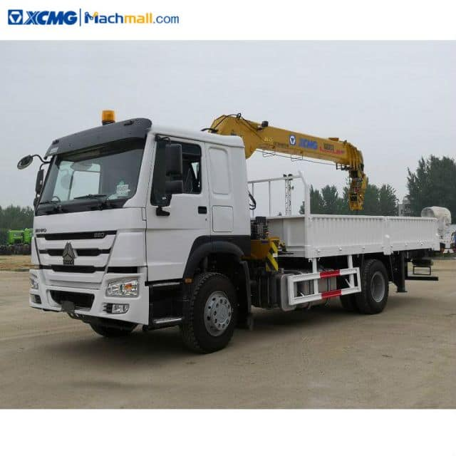 XCMG 5 ton small hydraulic arm crane for truck price