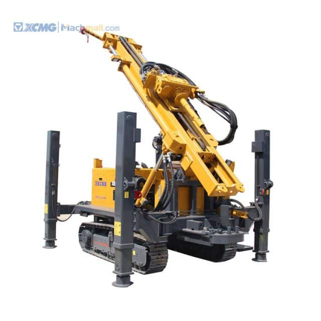XCMG Official 300m Rotary Water Well Drilling Rig Machine with cheap price