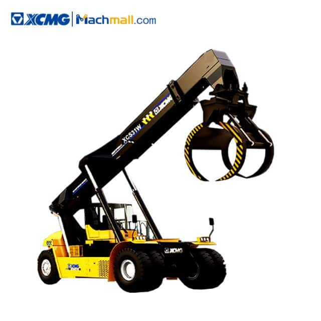 XCMG 9m 30 ton Reach Stacker for Logs and Steel Pipe price