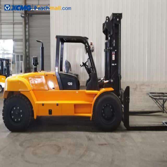 XCMG 10 ton diesel forklift truck XCF1006K Price