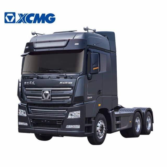 XCMG Offical 6x4 Tractor Head Truck Trailer XGA4250D2KC Trailer Head Truck Prices For Sale