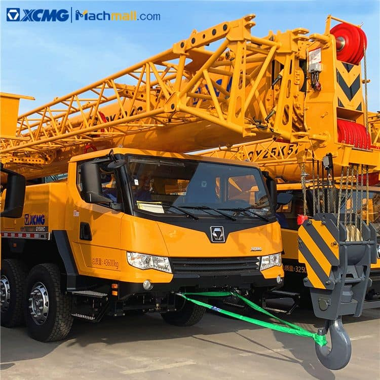 XCMG crane for sale - XCMG crane 25 tons 47m QY25KC price