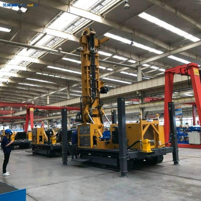 XCMG 700 Meter Water Well Drilling Rig XSL7/350 Machine For Sale