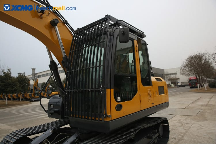 XCMG XE150E Chinese crawler excavator 15 ton with multi-functional working tools price