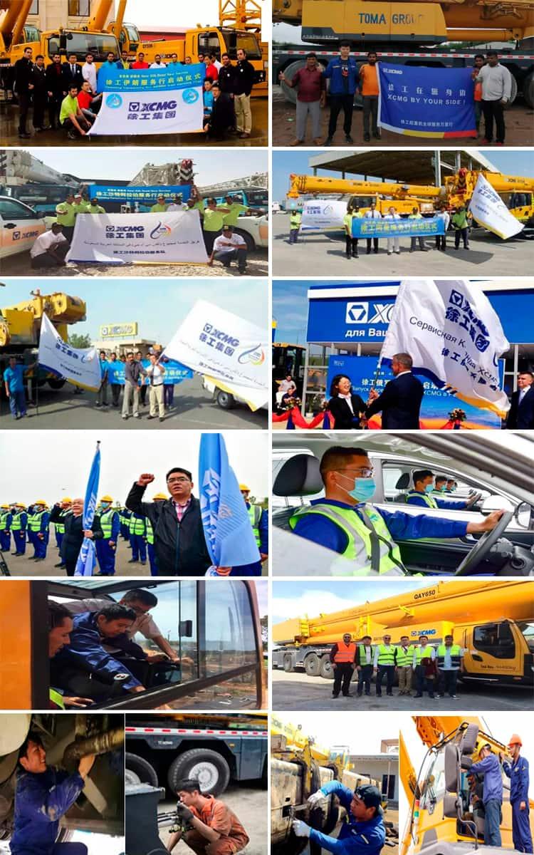 QY70K crane for sale - XCMG 70 ton crane QY70K price