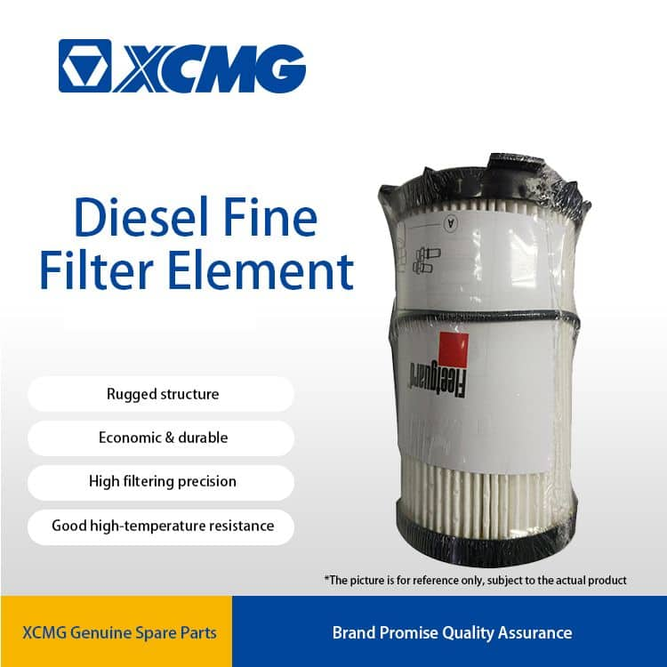 XCMG 5335504 Fuel fine filter element 800154401
