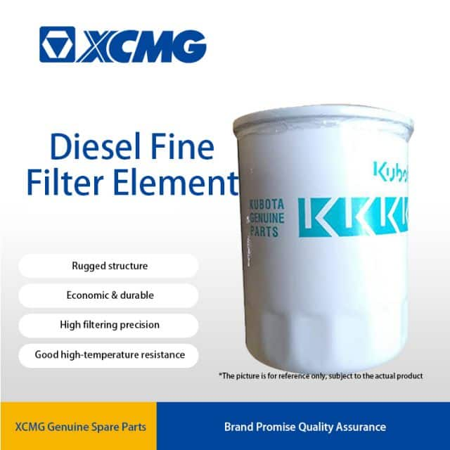 XCMG HH16643560 Diesel filter element 800154594